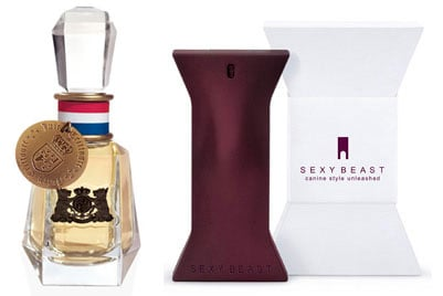 Pet Perfumes from Juicy and Sexy Beast