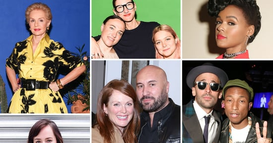 Jenna Lyons and Pharrell Partied This Week