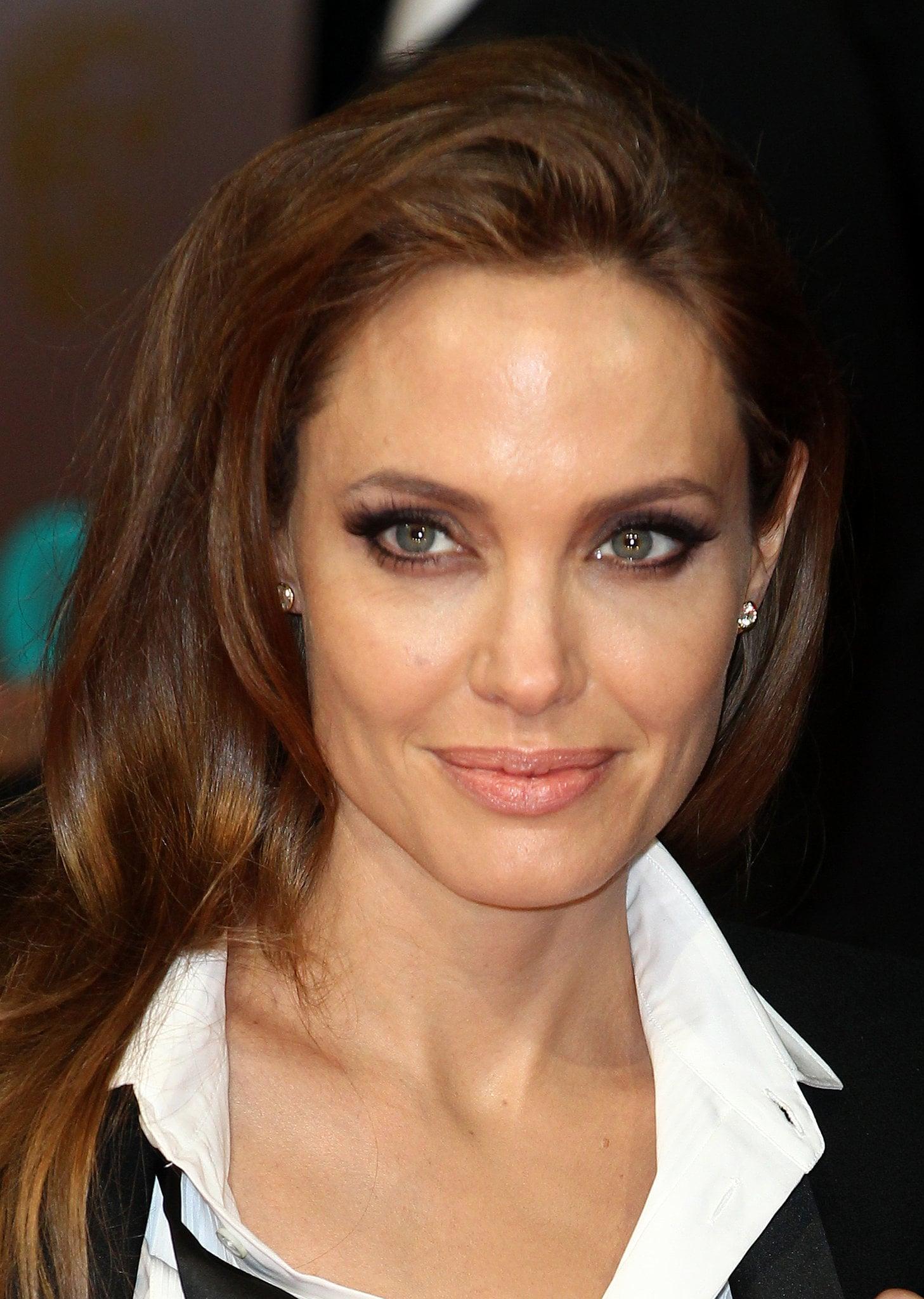 Angelina Jolie's BAFTA Look