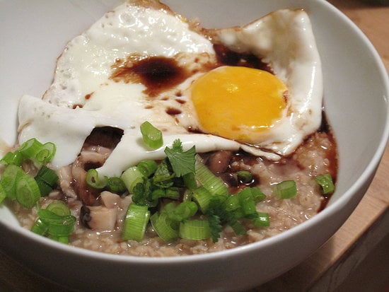 Savory Asian-Inspired Oatmeal