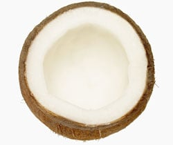 A Little About Coconut Oil