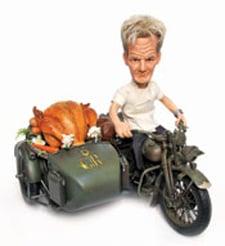 Gordon Ramsay Developing an Animated TV Series