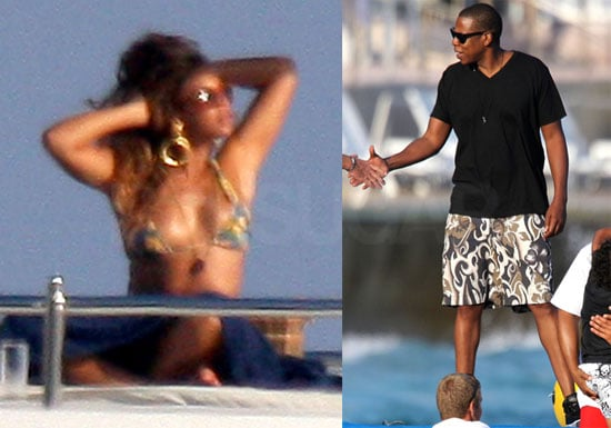 Pictures of Beyonce and Jay Z