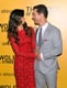 Matthew McConaughey and Camila Alves had the look of love at the NYC premiere of The Wolf of Wall Street.