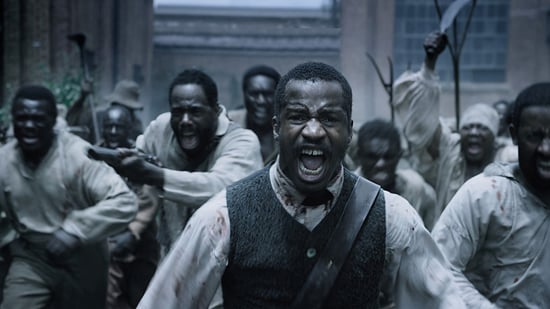 'The Birth of a Nation' Trailer Provides a First Look at One of the Frontrunners for the 2017 Oscars