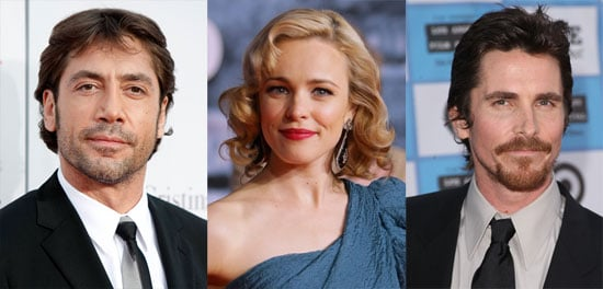 Rachel McAdams, Javier Bardem, and Christian Bale to Star in Terrence Malick Romantic Drama 2010-02-03 15:30:54