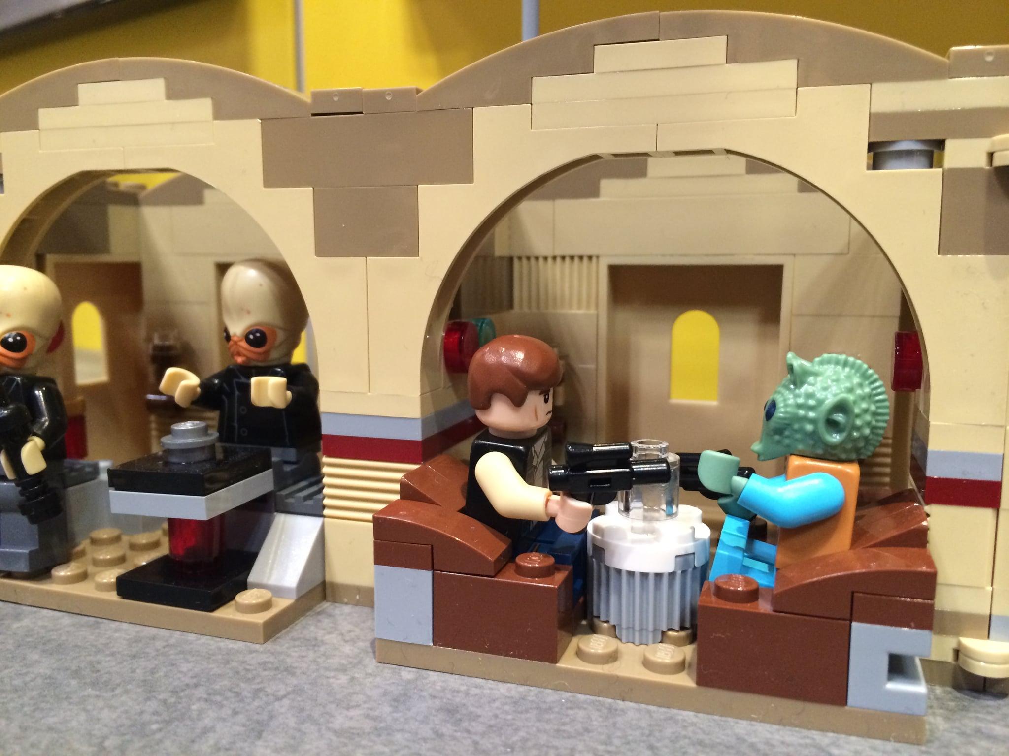 Lego Star Wars Mos Eisley Cantina