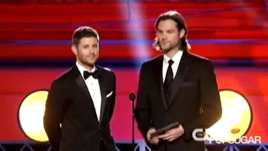 The Boys of Supernatural Gave Us Two Hot Reasons to Swoon
