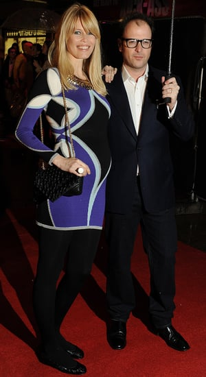 Claudia Schiffer Has Baby Girl!