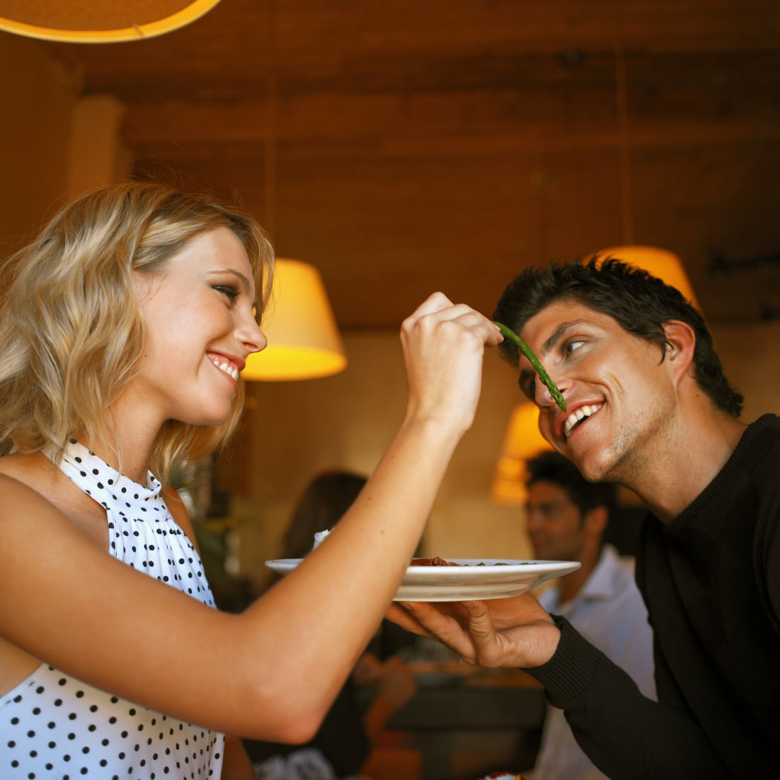Sharing a Dish