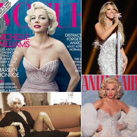 Blonde Ambition: 12 Stars Inspired by Marilyn Monroe