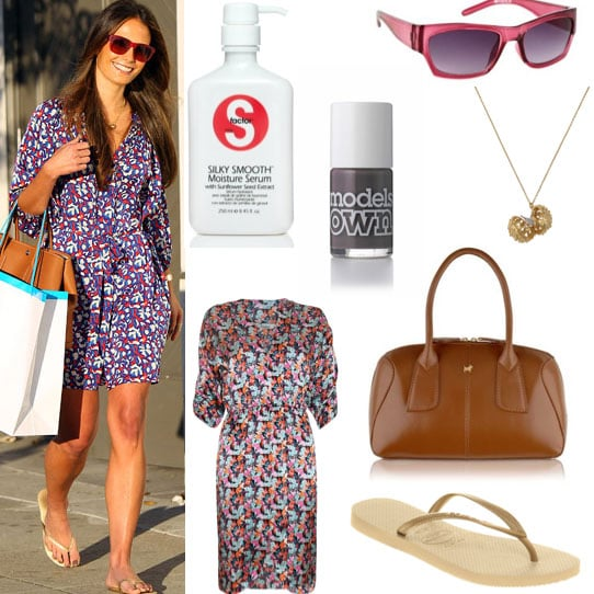 Jordana Brewster Fashion