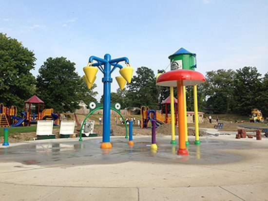 Mom Fires Babysitter After Video of Infant Getting Doused by Bucket of Water at Park Goes Viral