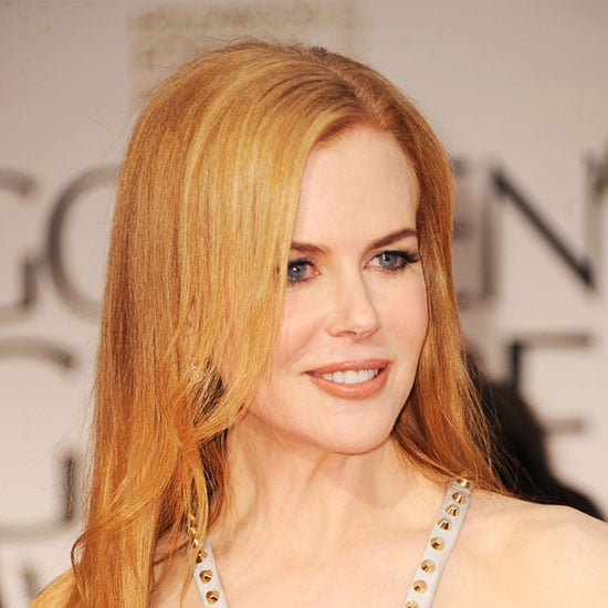 Nicole Kidman's Just Peachy Lip Colour