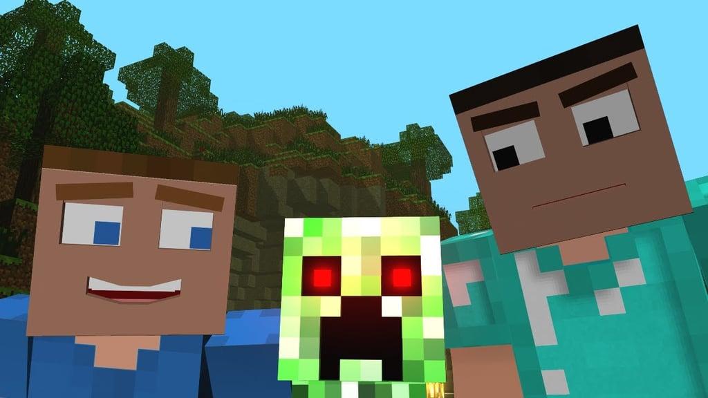 Minecraft x One Direction