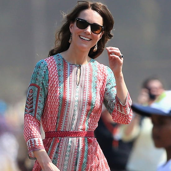 How Kate Middleton Altered Her Anita Dongre Dress