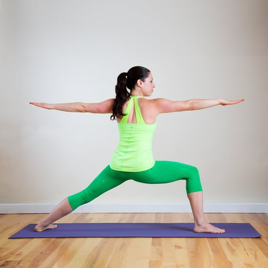 How to Do Warrior 2 Pose