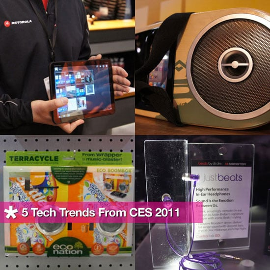 Tech Trends From CES
