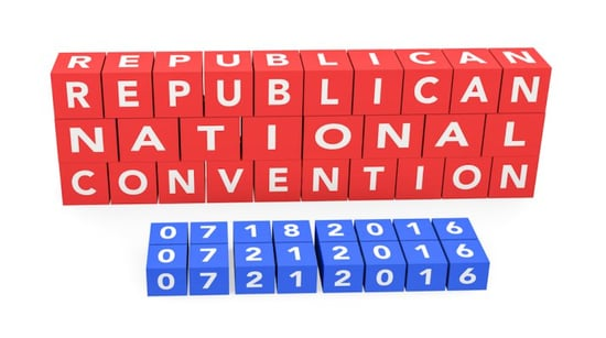 Republican National Convention 2016 Schedule & List of Speakers