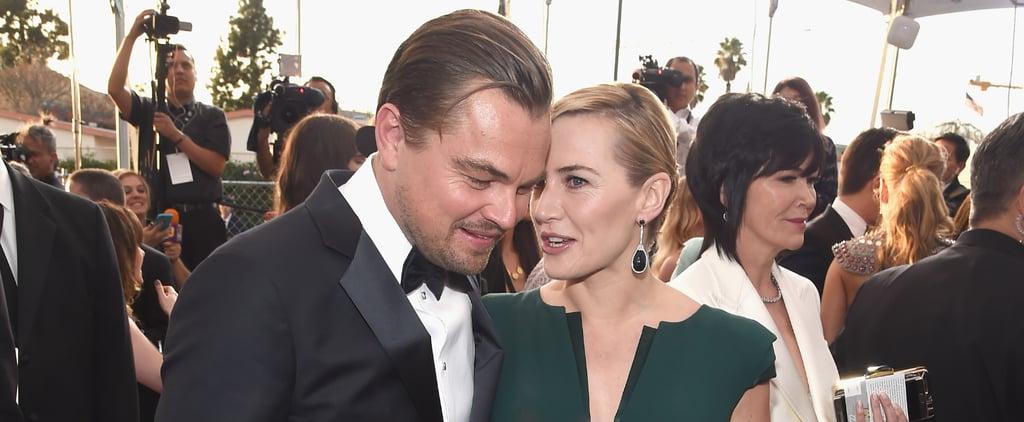 5 Times We Shipped Leonardo DiCaprio & Kate Winslet