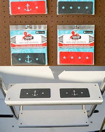 Cool Idea: Subhead Anti-Slip Stickers
