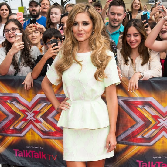 Cheryl Cole's The X Factor Outfits 2014