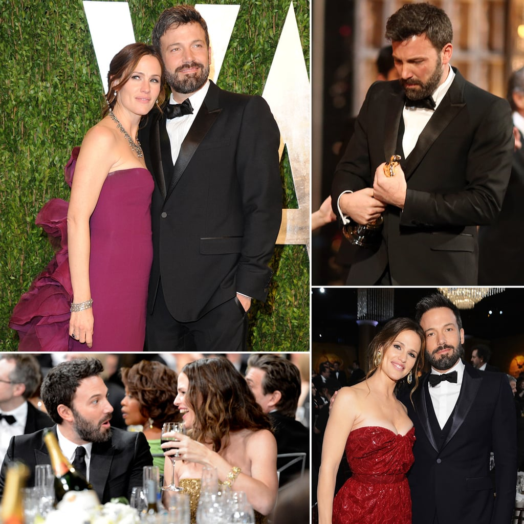 Ben Affleck and Jennifer Garner's Best Award-Season Snaps!