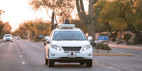 Google, Uber, Ford Unite To Get Driverless Cars On Roads