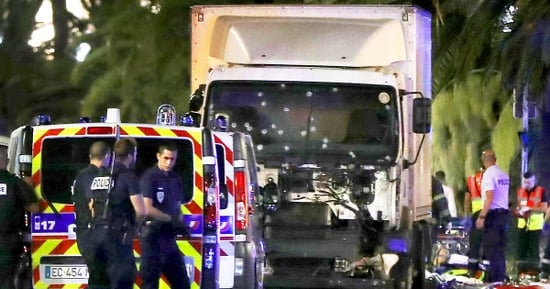 Suspect in Fatal Nice Bastille Day Attack Identified by French Media as Mohamed Lahouaiej Bouhlel: Report