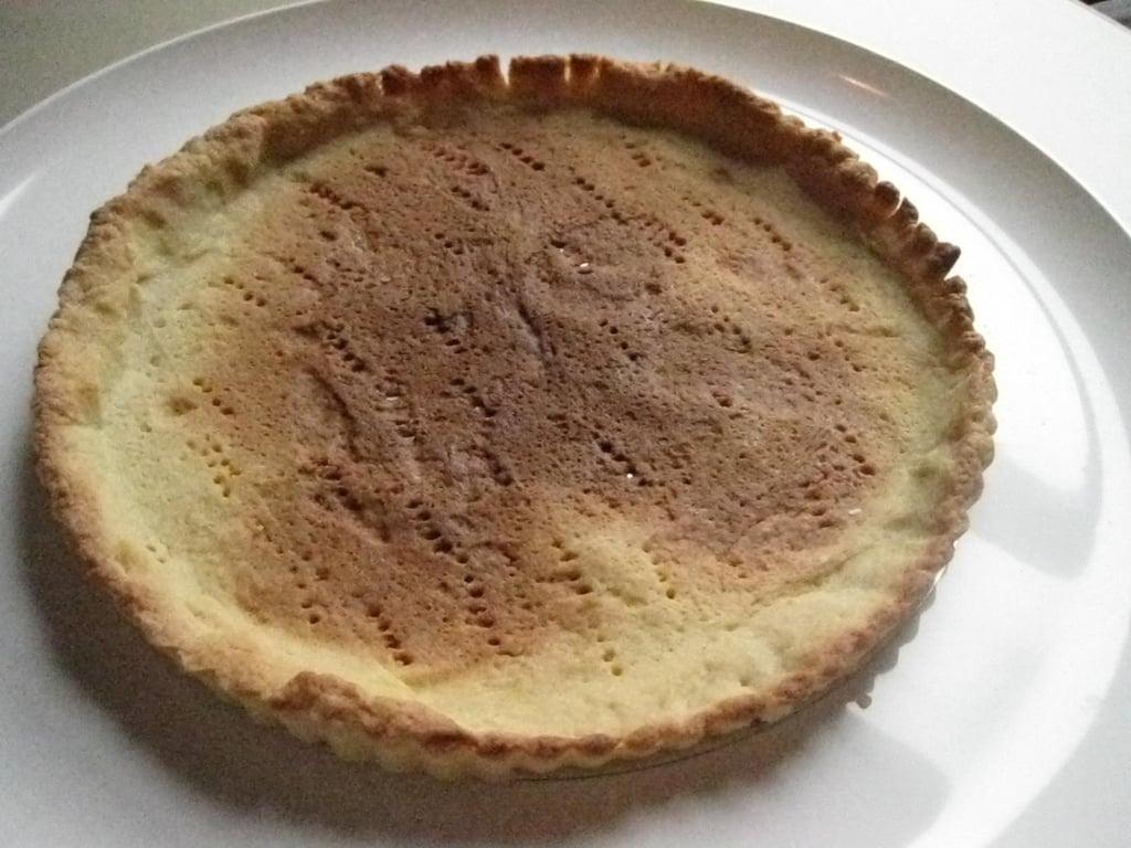 Strawberry Mascarpone Tart with Port Glaze