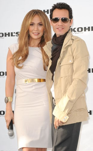 Jennifer Lopez and Marc Anthony Announce a Deal With Kohls