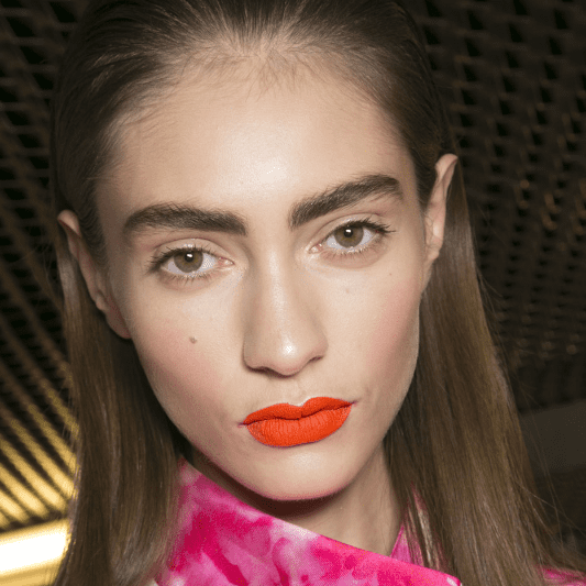 John Galliano Spring 2014 Hair and Makeup | Runway Pictures