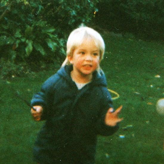 Robert Pattinson Childhood Pictures
