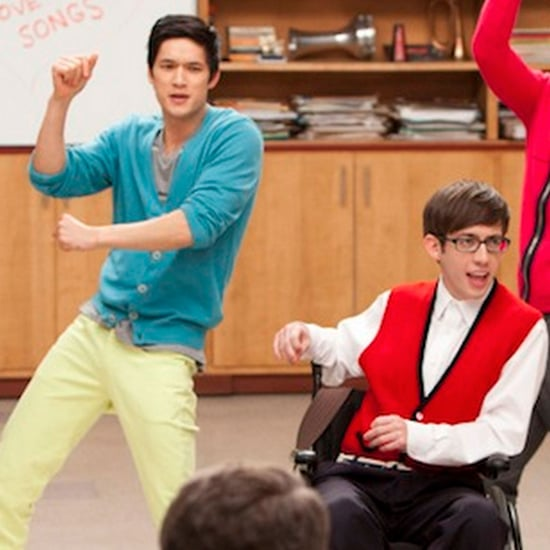Interview With Kevin McHale and Harry Shum of Glee | Video