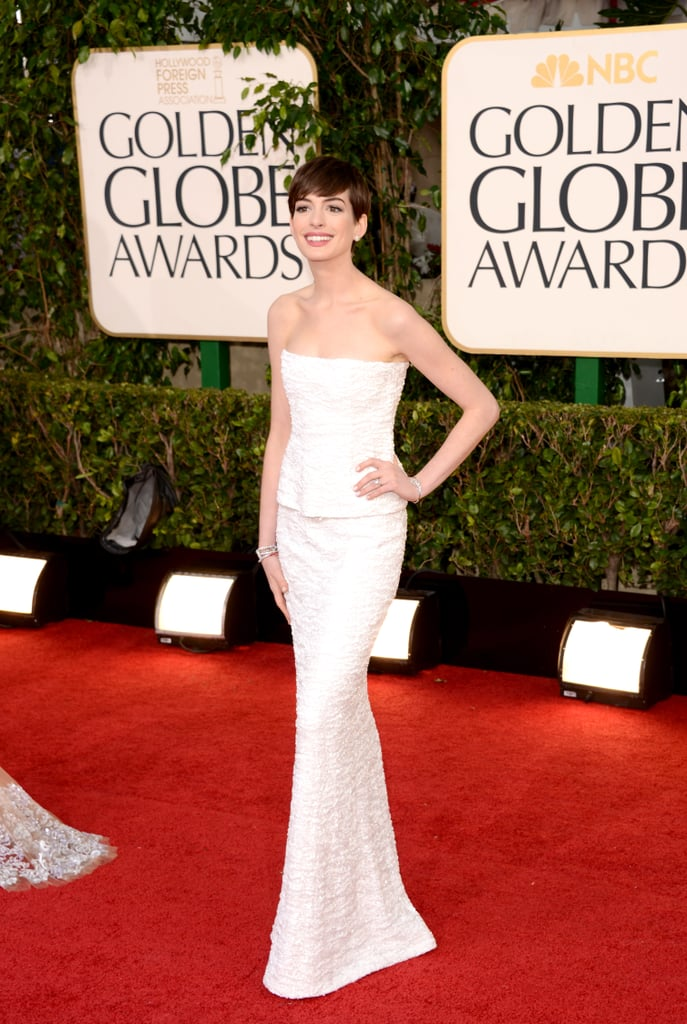 At the 70th Annual Golden Globes