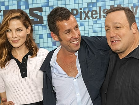 Michelle Monaghan's Kiss and Tell: Is Adam Sandler's Lip-Lock Any Good?