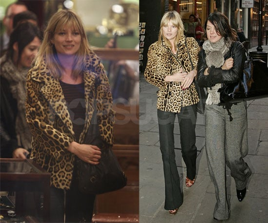 Kate Moss Is Less Best Dressed?