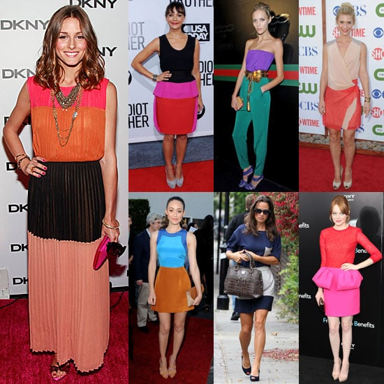 Colorblock Style Tips