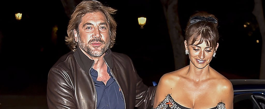 Penélope Cruz Gets a Hand From Her Adoring Husband, Javier Bardem