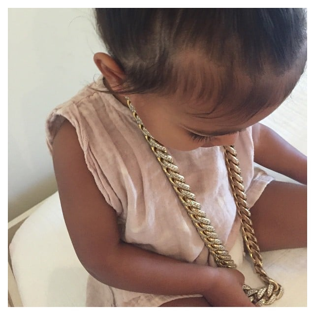 61 Supercute Snaps of North West