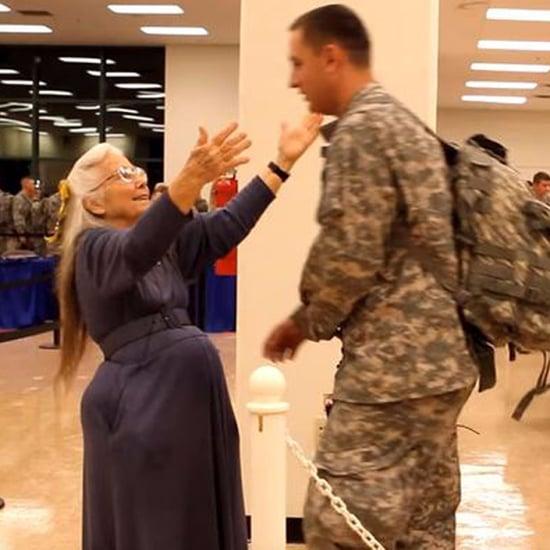 Fort Hood Hug Lady Passes Away