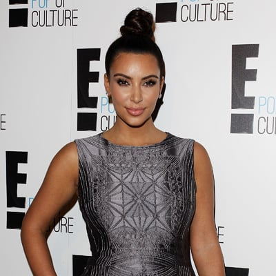 Kim Kardashian Pictures in Sydney, Australia at E! Channel Party