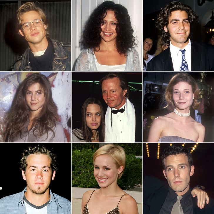 A Nostalgic Look Back at Celebrities' Earliest Red Carpet Appearances