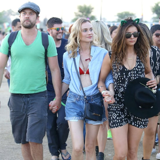 Celebrities at Coachella 2015