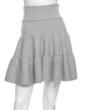 Diane von Furstenberg Henry Tiered Sweater Skirt: Love It or Hate It?