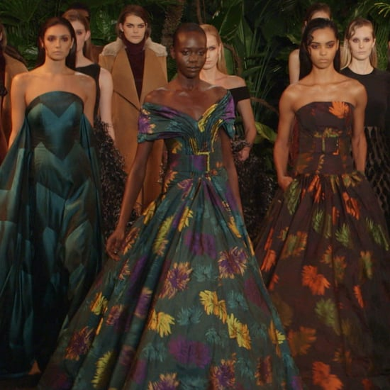 Christian Siriano Interview at Fashion Week Fall 2015