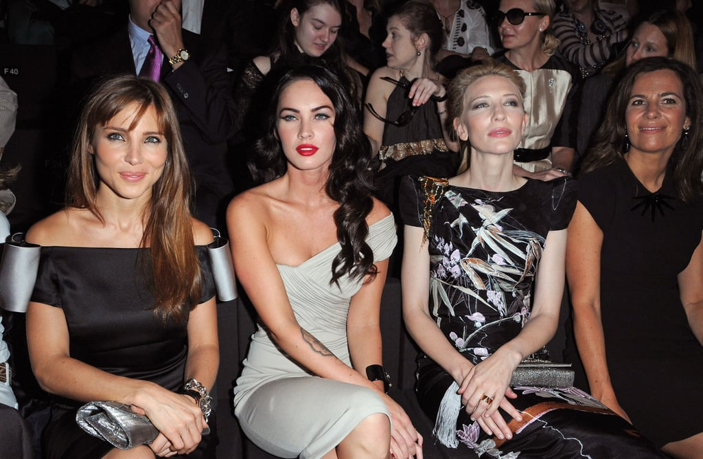 Photos from Couture Fashion Week