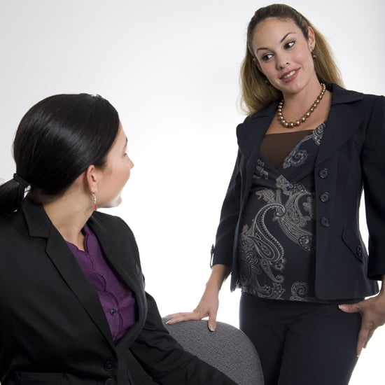 What Not to Ask a Pregnant Co-Worker
