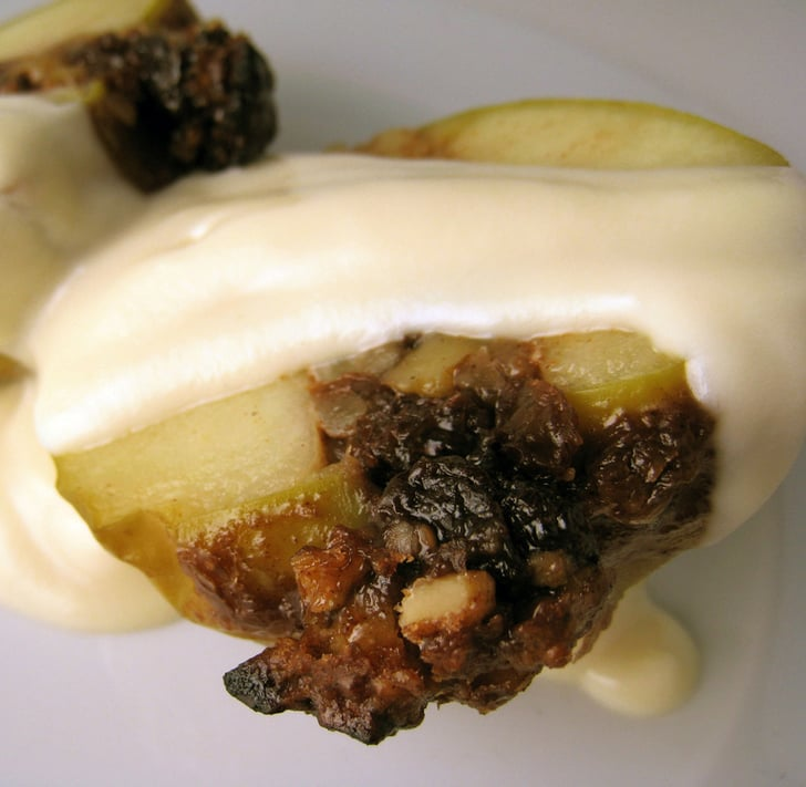healthy fruit dessert are apples fruits