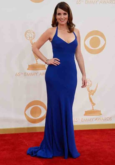 Tina Fey Dress at Emmys 2013 | Pictures